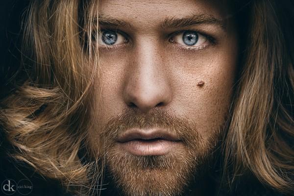 Männerportrait - Fotografie Cindy König - Cici King