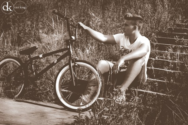 Teenagerfotografie - Cici King - Cindy König